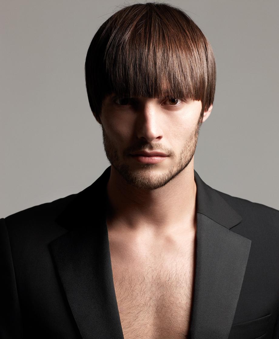Cheveux fins homme