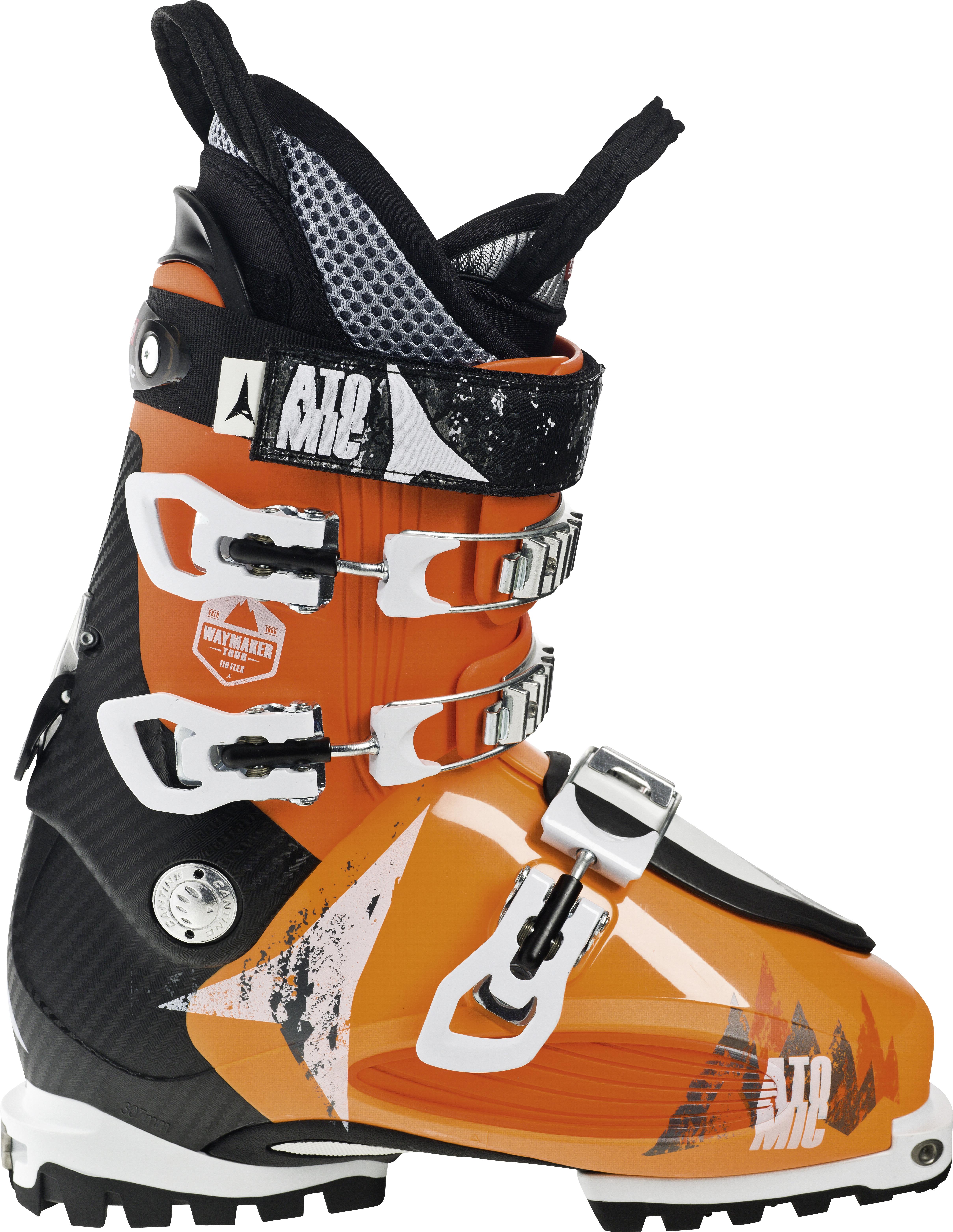Les particularités d'une chaussure de ski de piste
