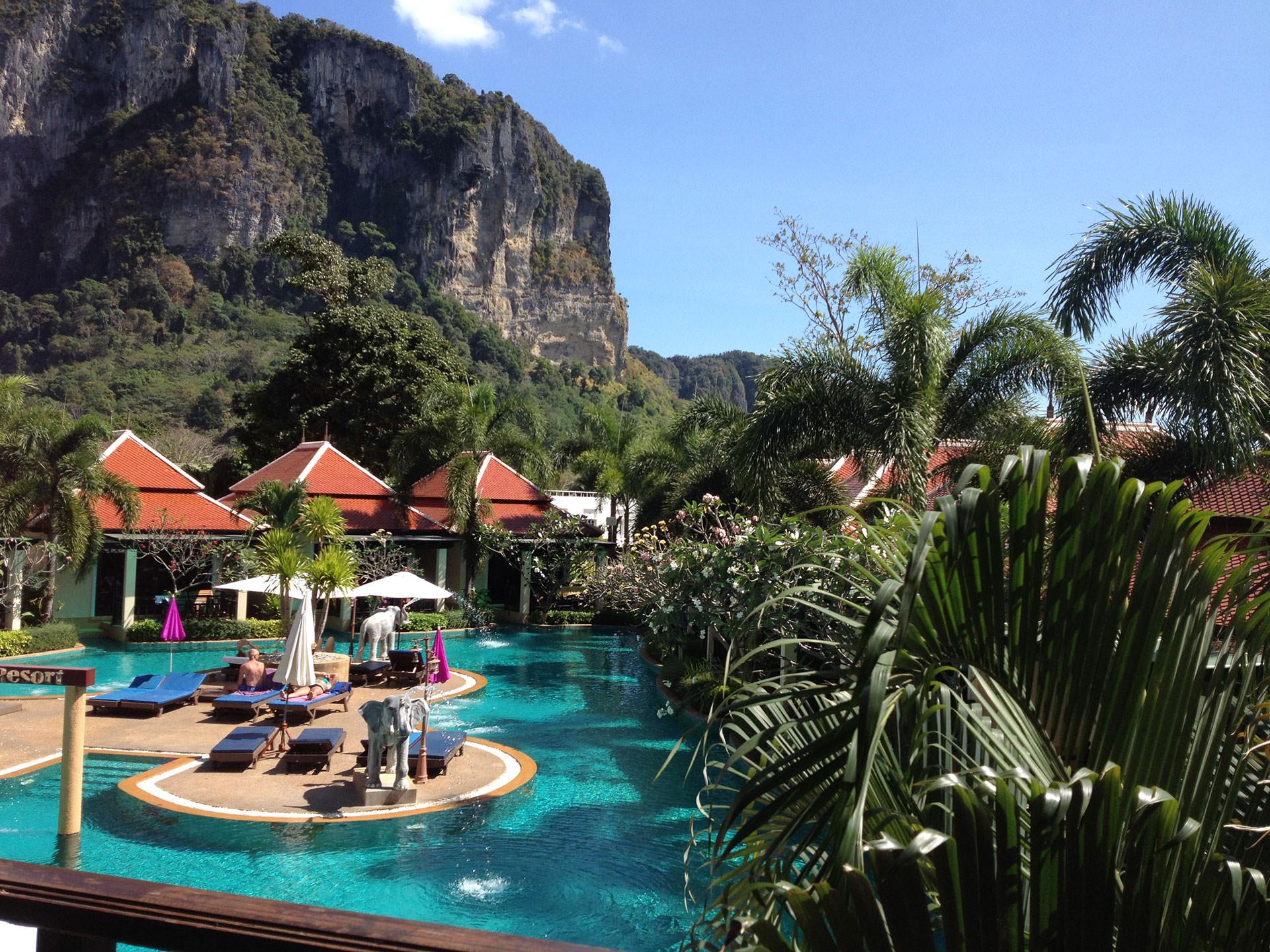 Recherche compagnon de voyage thailande