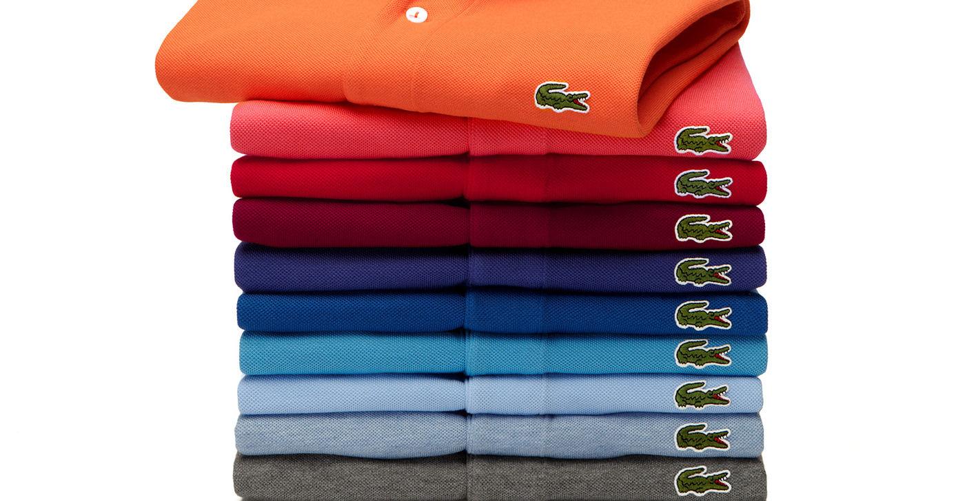 Polo lacoste je l 39 aime car il met mon corps en valeur et for Colori polo lacoste