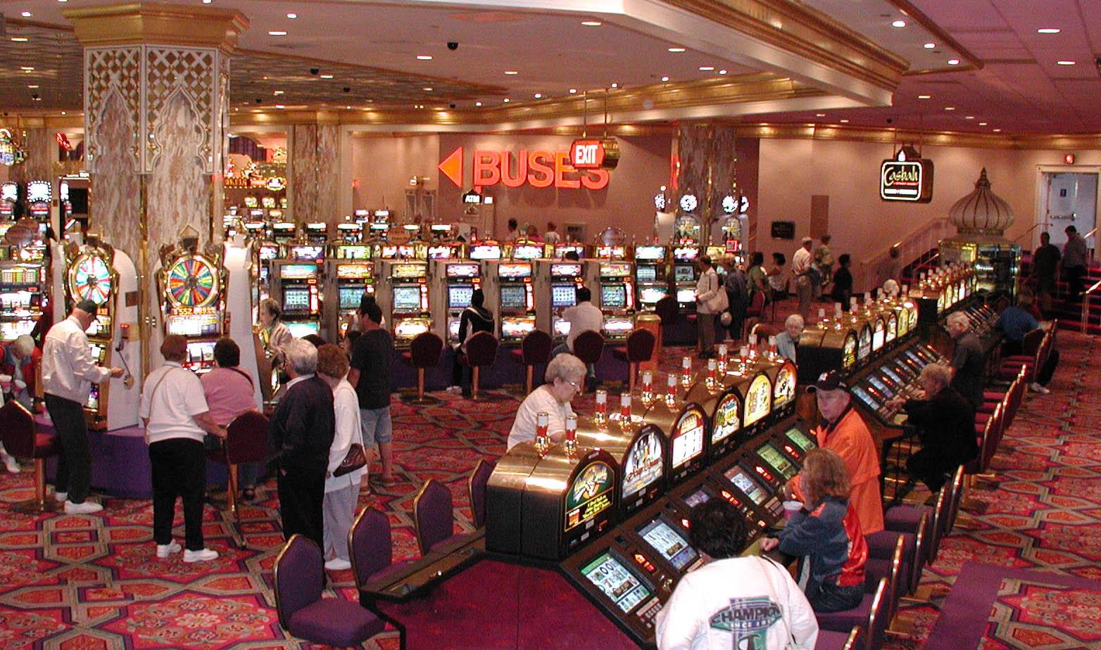 Jeux casino : une passion de base