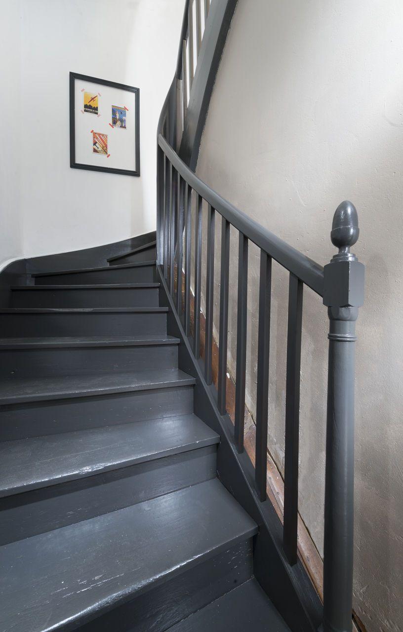 Peinture Pour Escalier Bois comment peindre un escalier en bois ?