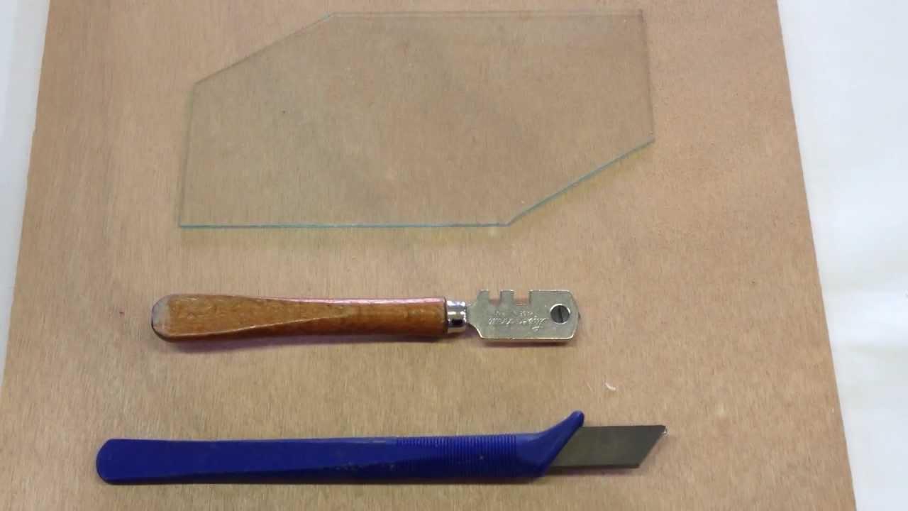 Comment decouper du verre - Comment couper du verre feuillete ...