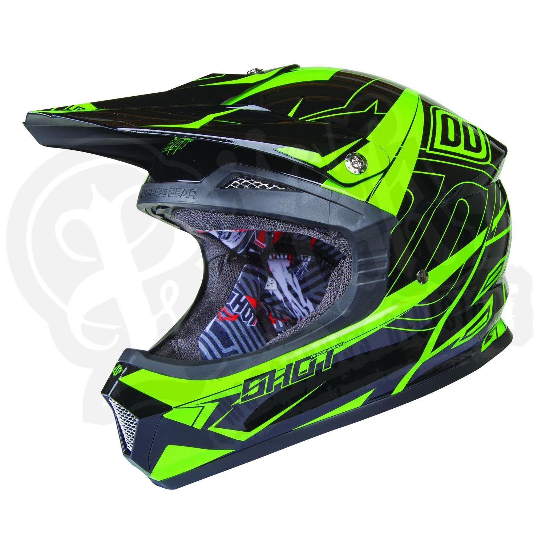 Quel est le prix d'un casque de motocross?