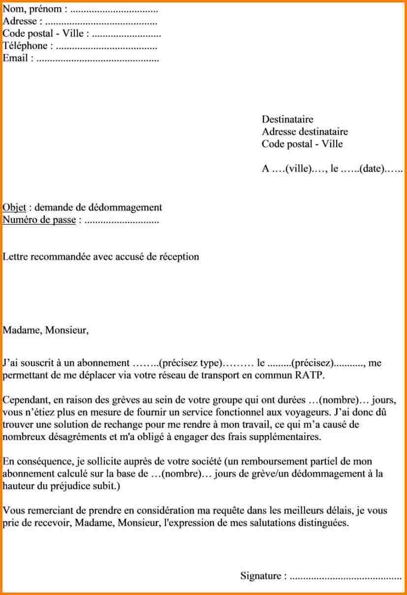Comment ecrire une lettre de reclamation - Reclamation reexpedition courrier ...