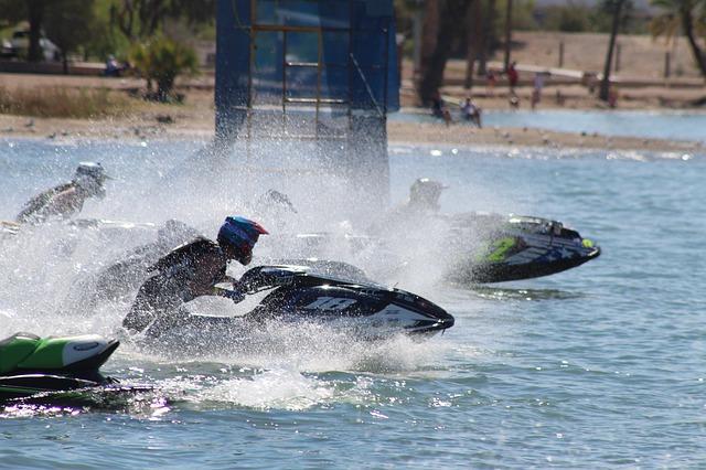 jet ski 5 places